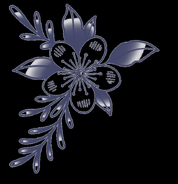 collaboration armelle stb et bernard forever gravure florale debout