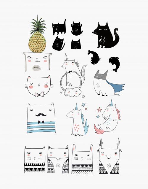 chat alors sobioutifoul tatouage éphémère