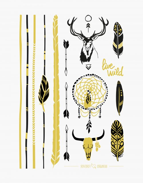 l'été indien bernard forever bijou éphémère