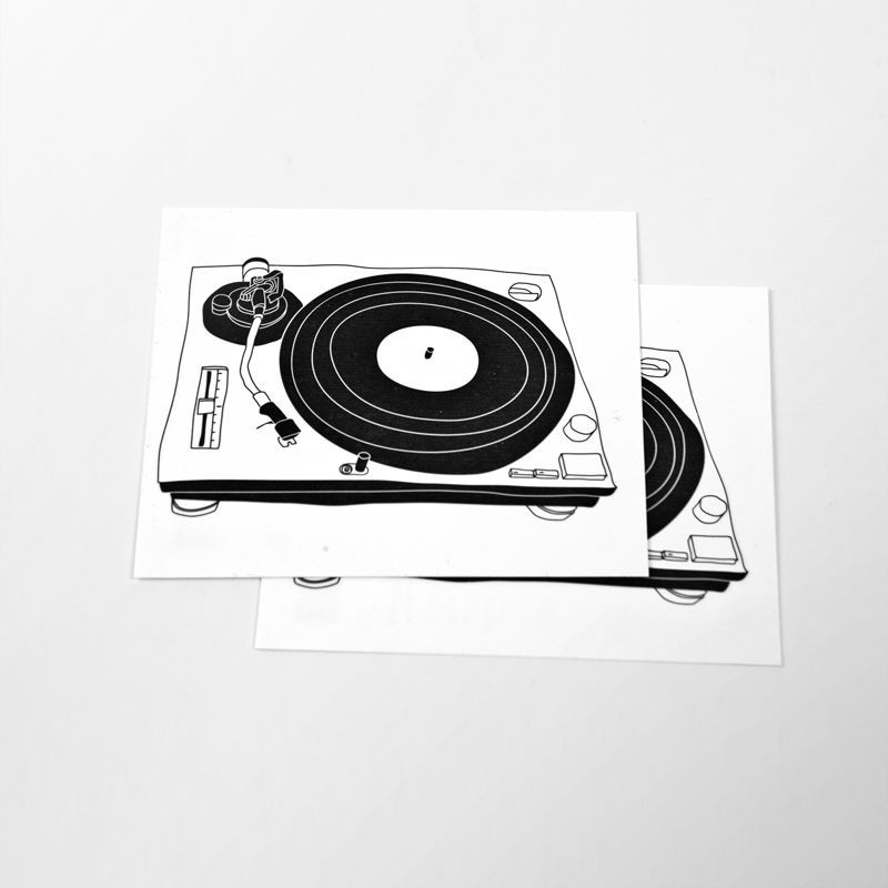 Le vinyle c'est fantastique