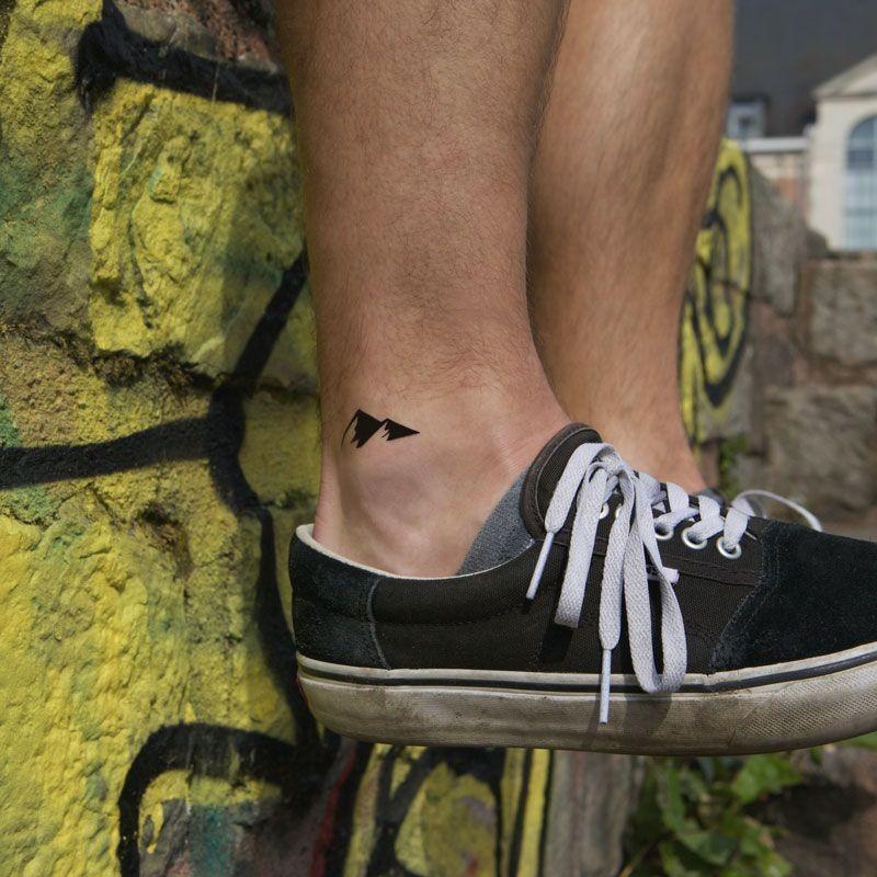 Daily Minimal tatouage ephemere